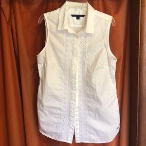 Tommy Hilfiger Button down blouse